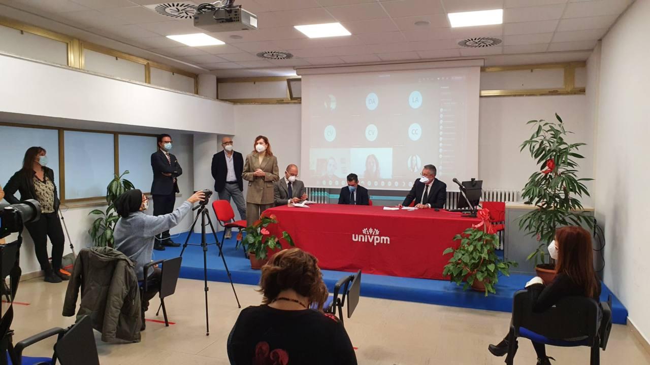 Nuovi infermieri dalle sede di Ascoli Piceno dell'Università Politecnica delle Marche