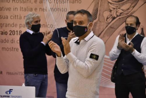 Italservice Pesaro, patron Pizza: «Giocare la Champions è un grande orgoglio»