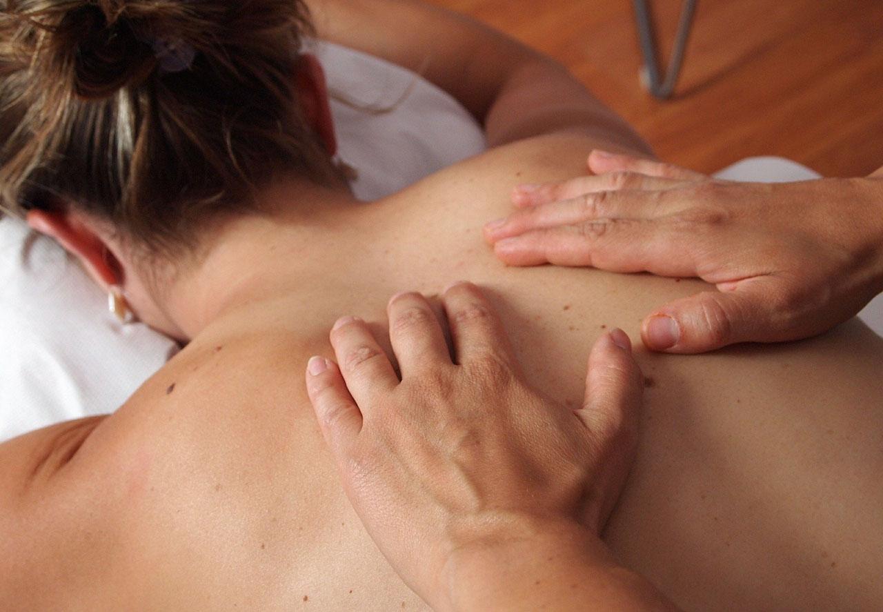 mani, massaggio