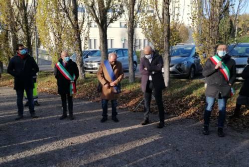 Pesaro, mobilitazione per l'ospedale unico. Ricci: «Faremo le barricate per averlo»