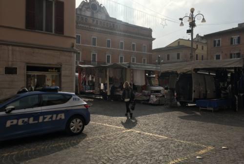 Jesi, il mercato abbandona temporaneamente il centro storico