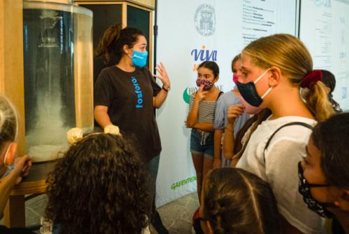 Viva Servizi, parte la mostra interattiva ACQUA