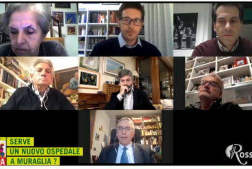 Ospedale nuovo a Pesaro, Ceriscioli: «Azzerare tutto è rivalsa»