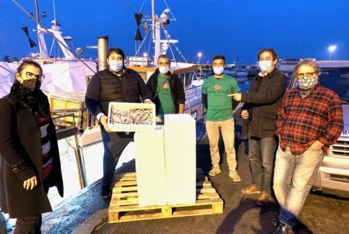 """Gabicce Mare sigla l'accordo, e nasce """"Il pesce della solidarietà"""""""
