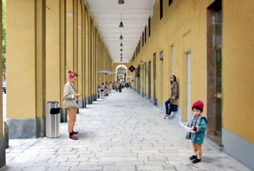 Bando Periferie, al via i lavori agli Archi: riqualificazione dei portici e delle strade