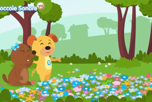 Lega del Filo d'Oro e Coccole Sonore insieme per un cartoon per la famiglia su amicizia e inclusività