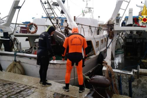 Ancona, anziano 85enne cade in mare: trasferito a Torrette in ipotermia