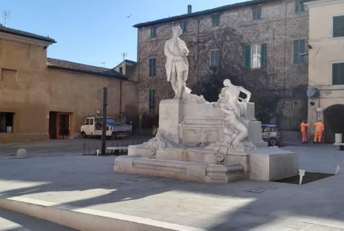 Jesi e la pavimentazione di Piazza Pergolesi e Corso: «Né modifiche né dubbi. Danni da skate e petardi»