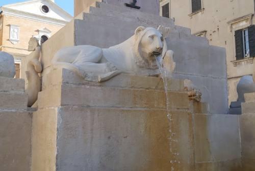Jesi, fontana Morosetti: approvato il progetto dello spostamento