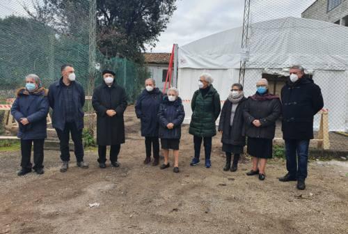Ancona, inaugurata la mensa del povero al coperto. Mancinelli: «Un aiuto concreto» – VIDEO