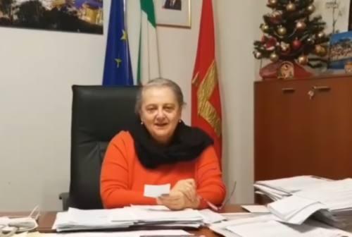 Natale in era Covid, videomessaggio di Valeria Mancinelli: «Diamo tempo al vaccino di fare il suo mestiere»