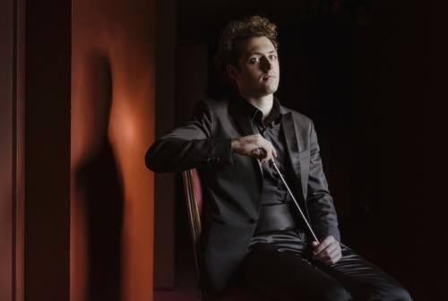 Alessandro Bonato, nuovo direttore principale della Form: «Il mio obiettivo è far crescere l'Orchestra»