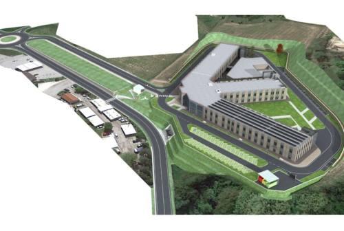 Nuovo ospedale di Amandola: la Fondazione Carisap dona attrezzature e posti letto