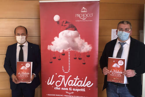 """Feste a Pesaro e Urbino, """"Il Natale che non ti aspetti"""" sarà online"""