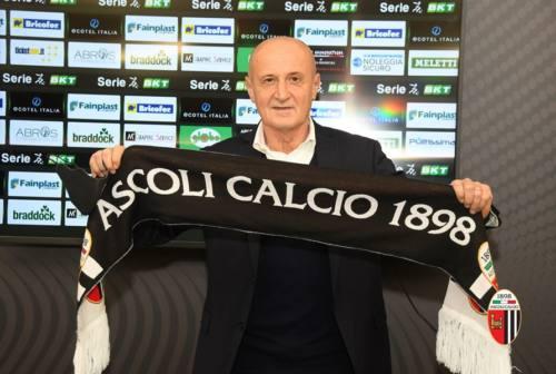 Delio Rossi: «Un nuovo sistema di gioco per rilanciare l'Ascoli»