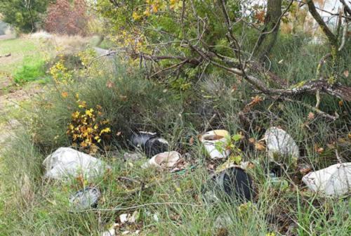 Vallefoglia, intensificati i controlli contro l'abbandono selvaggio di rifiuti