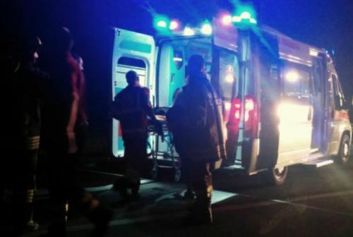 Marotta, è grave l'autotrasportatore 51enne schiantatosi contro un maxi yacht