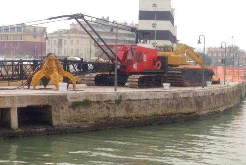 Senigallia, non c'è pace per il fiume: l'escavo slitta all'autunno