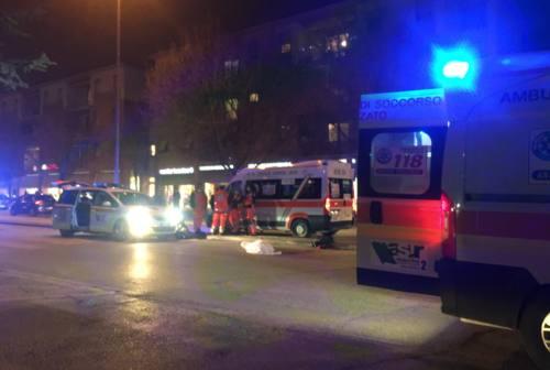 Sabato a San Giuseppe l'addio ad Arduino Catani, investito dall'ambulanza