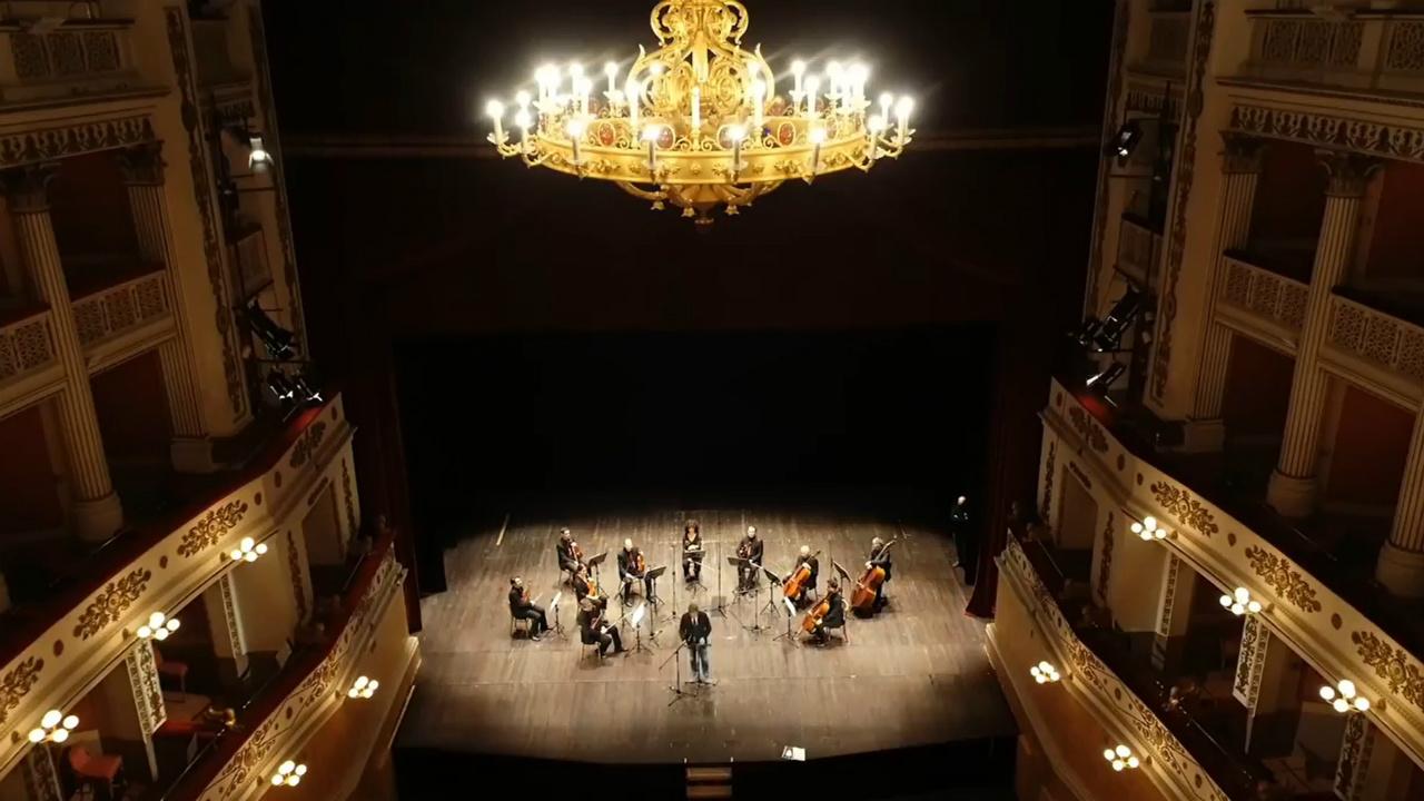 Il concerto al Teatro la Fortuna