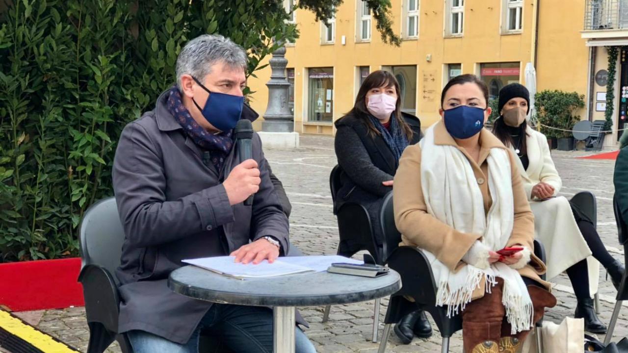 Il sindaco Seri fa un bilancio del 2020