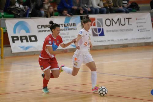 Futsal Serie A femminile, rinviato il big match CdF-Montesilvano