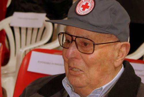 Mondolfo piange Marcello Seri, fondatore del Comitato Croce Rossa locale