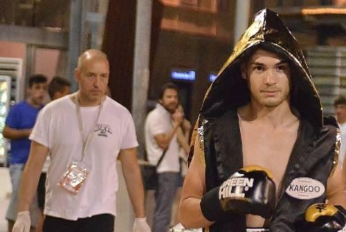 Boxe, Occhinero pronto a salire sul ring del Giuliani di Torrette
