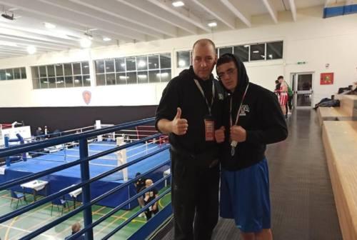 Pugilato, Borriello conquista il bronzo ai campionati Junior di Roma