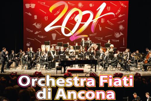 Ancona, concerto di Capodanno in diretta dalle Muse