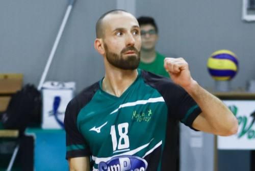 Sampress Nova Volley, Nobili: «C'è voglia di normalità ma sappiamo che è dura»