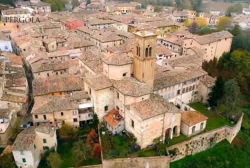 """Pergola si candida ad essere """"Borgo dei borghi"""" 2022"""