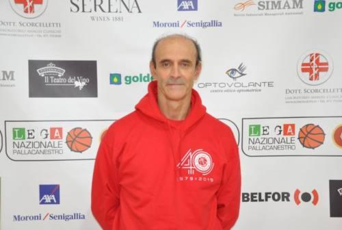 Basket, coach Paolini della Goldengas Senigallia: «Vincere aumenta l'autostima del gruppo»