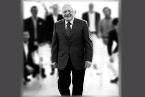 Morto a 92 anni Eraldo Di Stefano, fondatore del Maglificio Gran Sasso