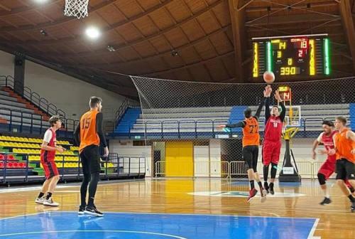 Basket, Goldengas Senigallia: il test match di Cesena lo vincono i locali