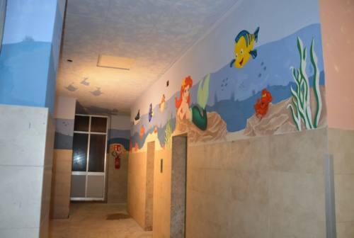 """Porto Recanati, la """"nuova veste"""" dell'Hotel House grazie al lavoro della Angel Ranger"""