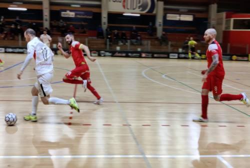 Futsal, l'Italservice sbanca Roma e accorcia sull'Acqua&Sapone