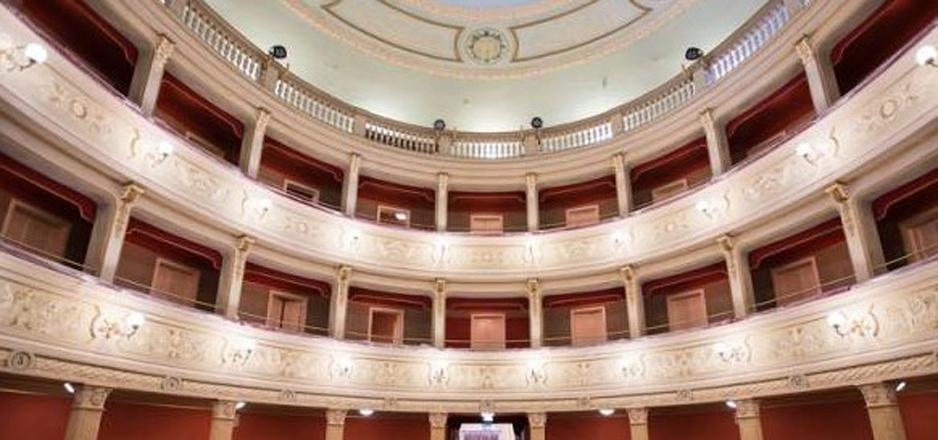 ascoli, teatro dei filarmonici