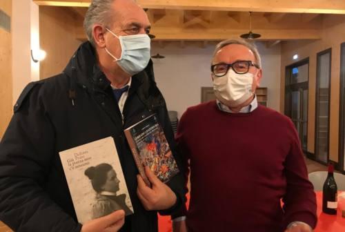 Ricostruzione post-sisma 2016, il commissario Legnini in visita a Treia