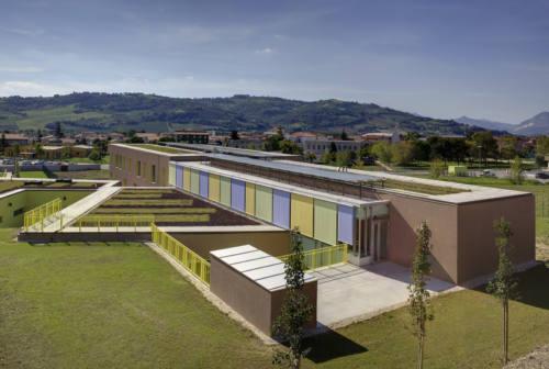 Il campus di Moie di Maiolati Spontini segnalato dalla rivista di design Domus
