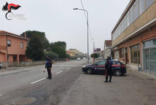 Donna investita in bici da un'auto a Senigallia: identificato il conducente