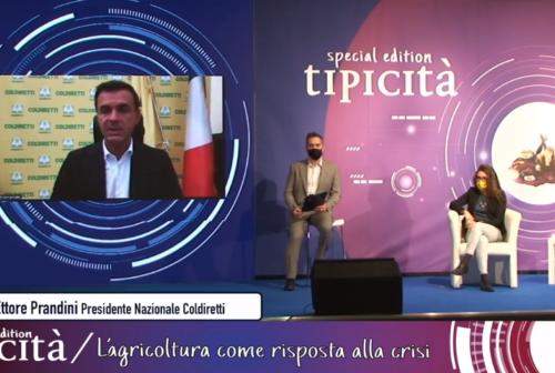 Agricoltura, il presidente nazionale di Coldiretti a Tipicità: «Biologico e mercati esteri»