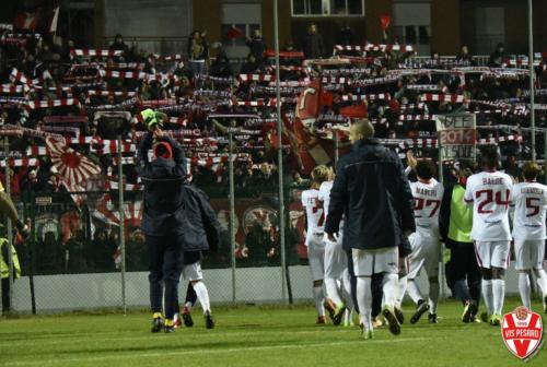 Calcio, Vis Pesaro e Fano pronte per un derby senza pubblico