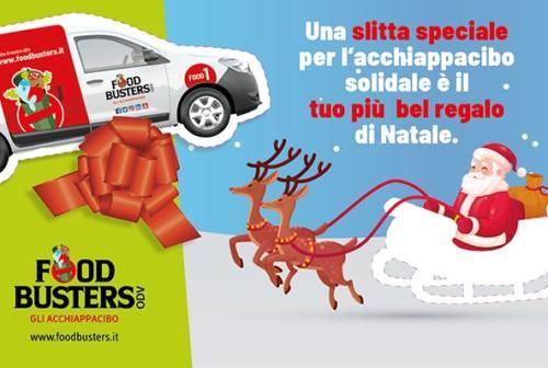 Foodbusters, al via la raccolta fondi per acquistare il furgoncino anti-spreco