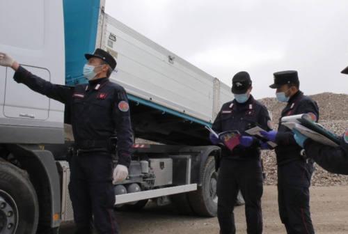 Illeciti nei trasporti di rifiuti, ben 160 società coinvolte sono nelle Marche