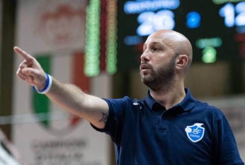 Ristopro Fabriano, coach Pansa: «La vittoria a Montegranaro vale doppio»
