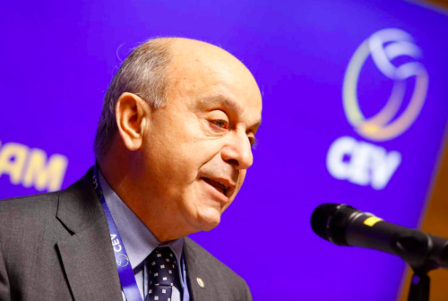 Luciano Gaspari, Presidente Onorario della Commissione Arbitrale