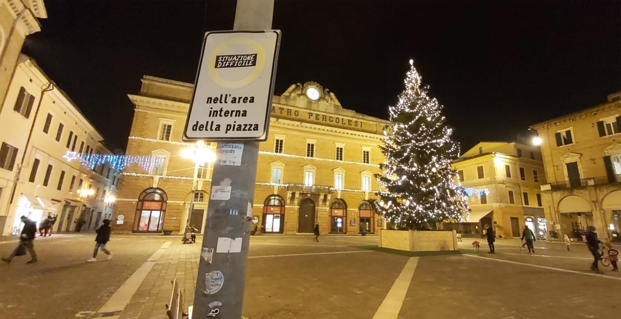 Piazza della Repubblica, Jesi