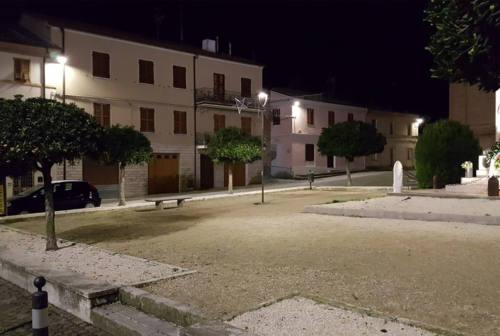 Santa Maria Nuova si rifà l'impianto di illuminazione pubblica