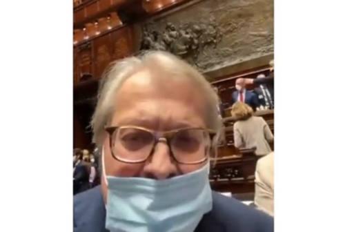 Sgarbi contro Conte e Fico, Morani all'attacco: «Il sindaco di Urbino deve farlo dimettere»
